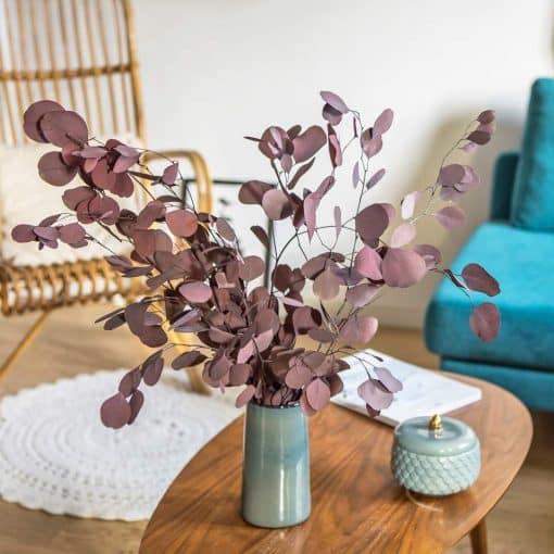 Botte eucalyptus sec rouge