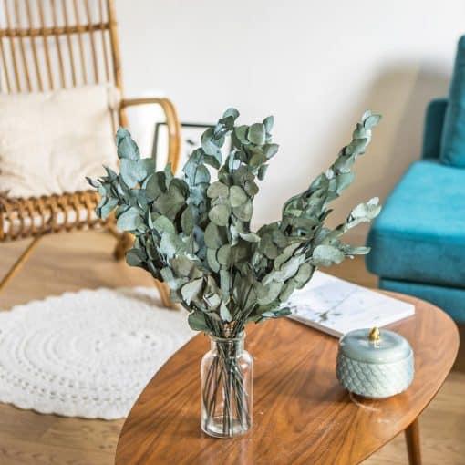 Botte eucalyptus vert sec