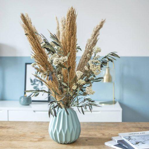 bouquet de fleurs séchées naturel