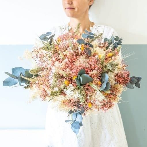 bouquet de fleurs séchées XXL